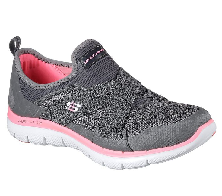 Skechers Empress - Looking Good Mujer US 6.5 Gris Zapatillas zzJxTd