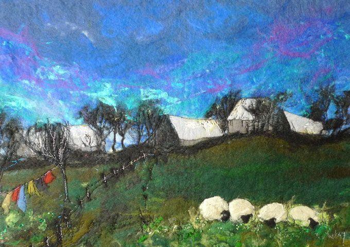 Moy Mackay Gallery Farm Grazing - Moy Mackay Gallery+
