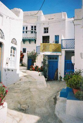 Astypalea island, Greece ::