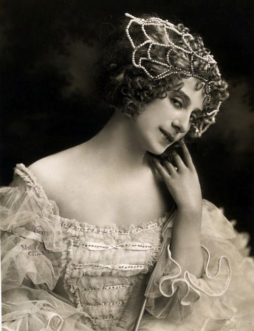 Anna Pavlova (1881-1931) was a Russian Empire ballerina of the late 19th and the early 20th centuries. She is widely regarded as one of the finest classical ballet dancers in history and was most noted as a principal artist of the Imperial Russian Ballet and the Ballets Russes of Sergei Diaghilev. Pavlova is most recognized for the creation of the role The Dying Swan and, with her own company, became the first ballerina to tour ballet around the world.