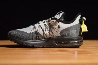 92cdb718a1bbf Mens Nike Air Max Sequent 4 Running Shoes Utility Wolf Grey Reflective  Silver Gold Grey Black Yellow AV3236 003