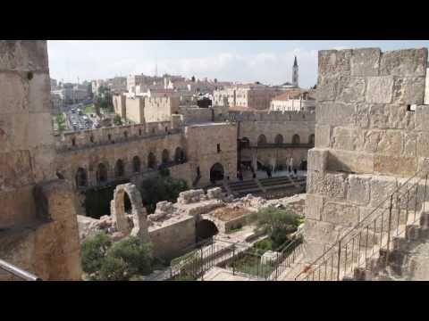 Fascinating History of Jerusalem's Tower of David – Israel Video Network
