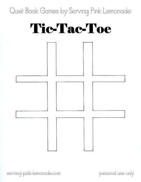 Best 25+ Tic tac toe free ideas on Pinterest Tic tac toe, Tic - booklet template free download
