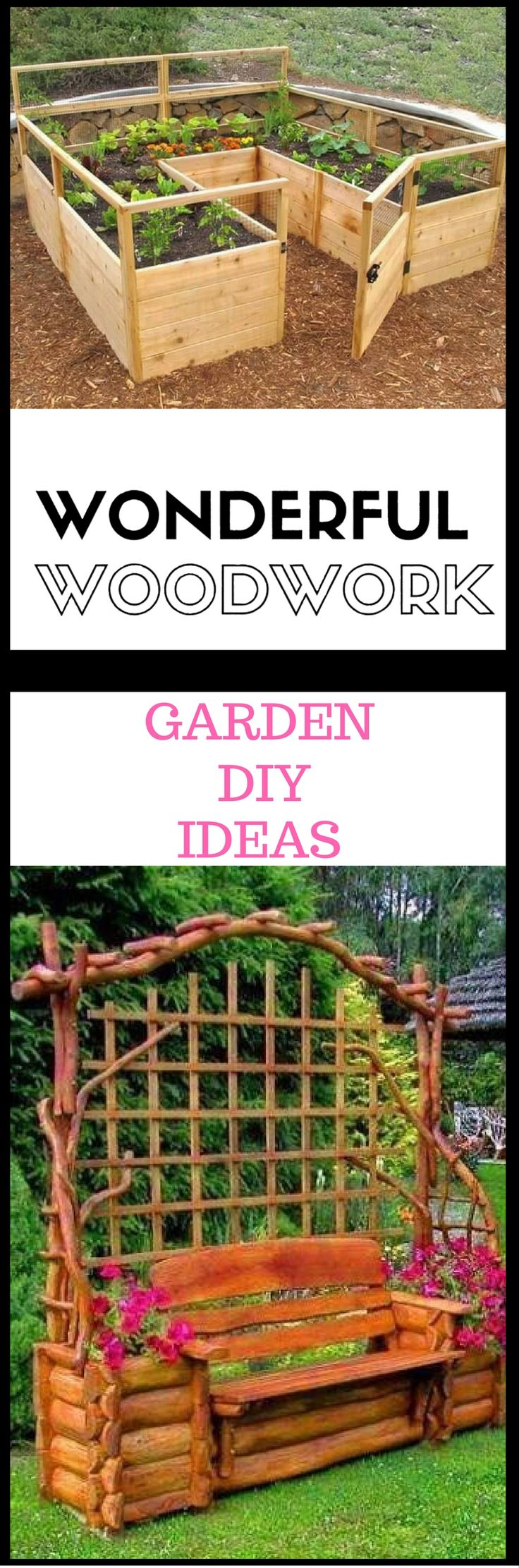 DIY Garden Project Ideas http://vid.staged.com/MJVs