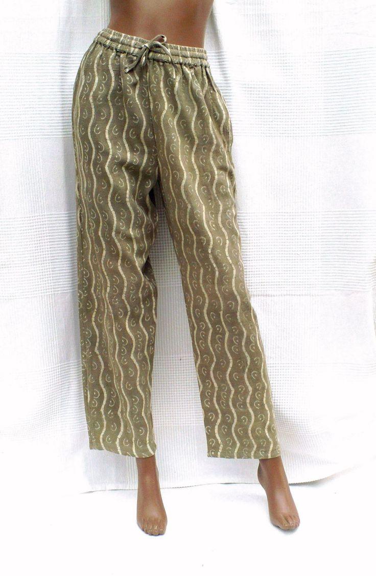 9 besten Pantalon Thaï Bilder auf Pinterest   Hose, Schnittmuster ...
