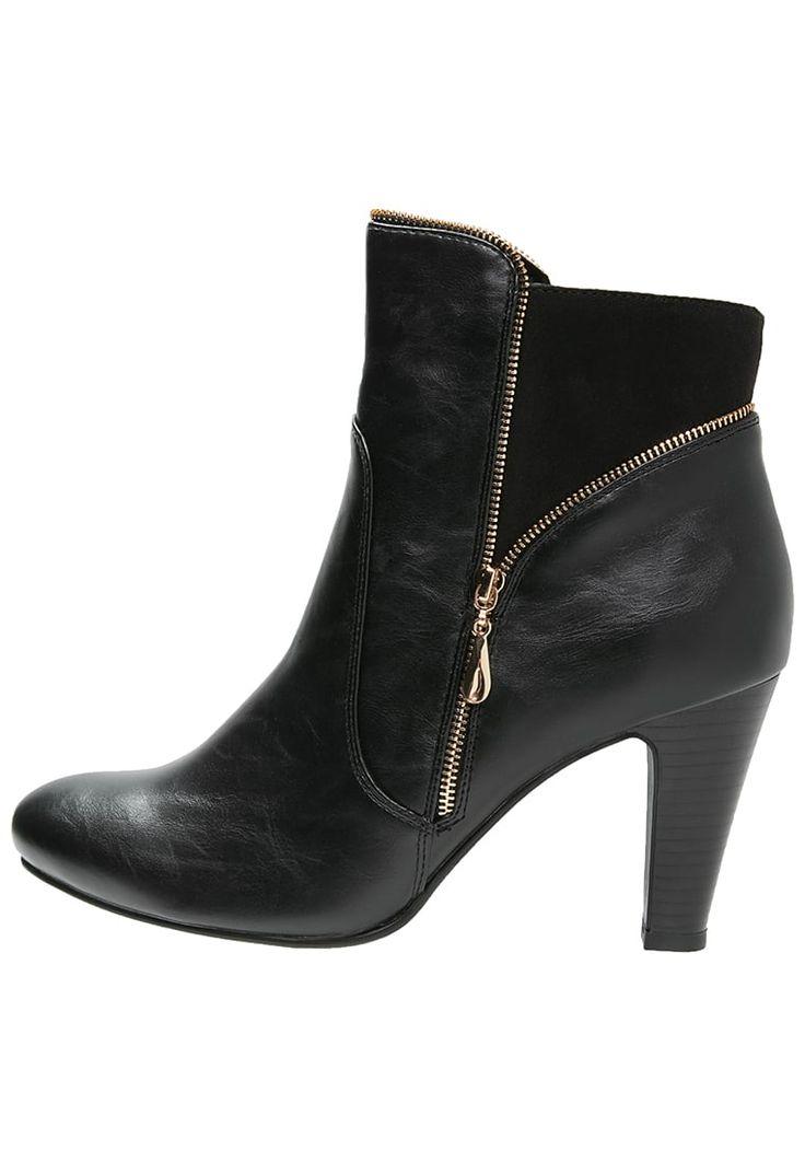 Divine Factory Ankle boot - noir - Zalando.pl