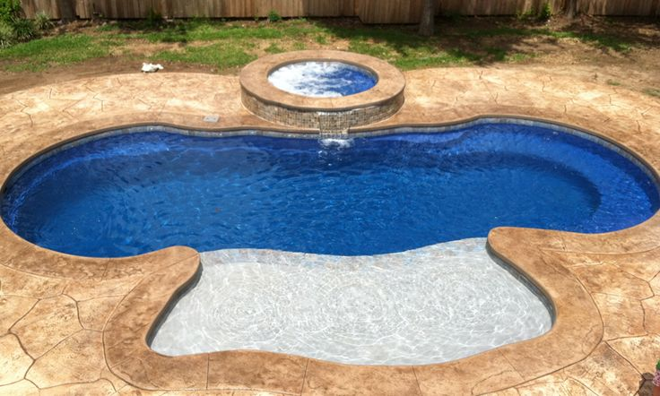 17 best images about fiberglass pools on pinterest patio - Riviera fiberglass pools ...