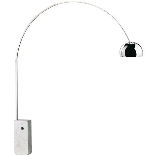 DESIGNDELICATESSEN - Flos - Arco gulvlampe - lampe