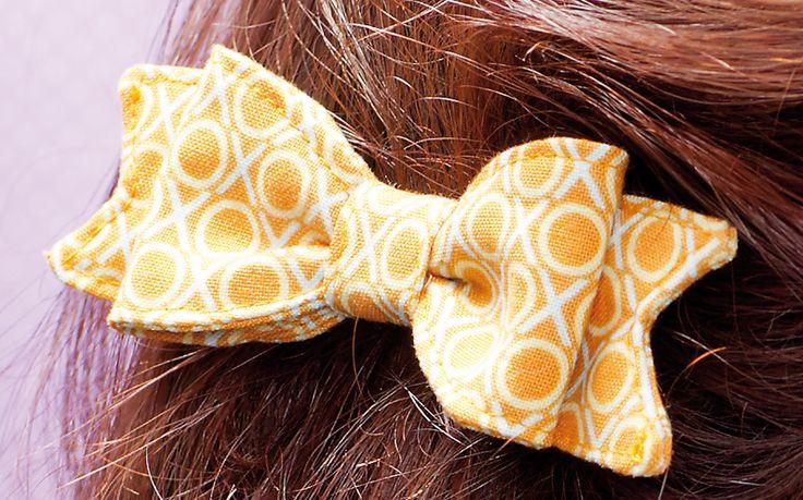 Schleife fürs Haar - von miri.d