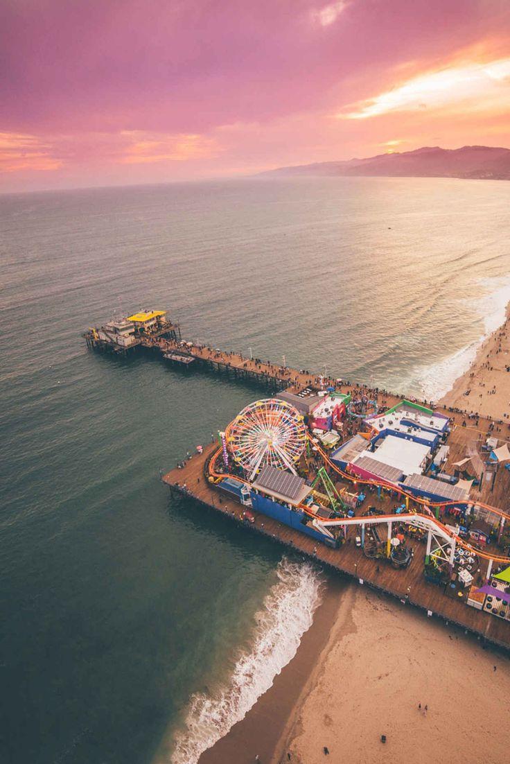 Santa Monica Pier                                                                                                                                                     More