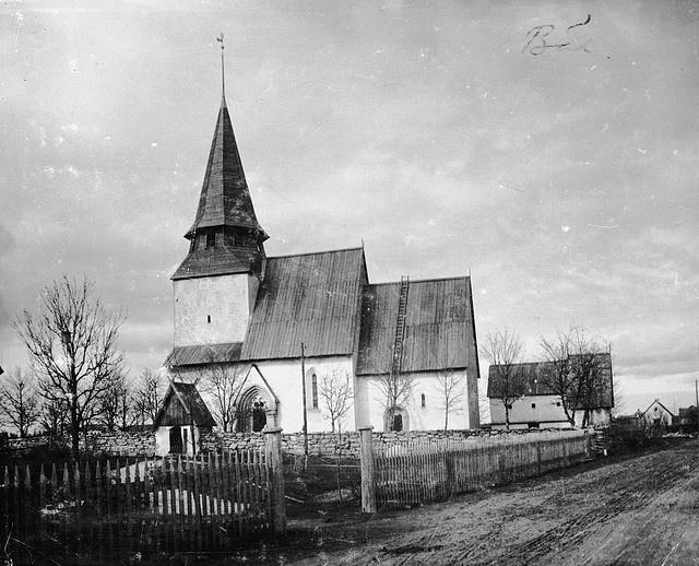 Bäl Church, Gotland, Sweden