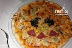 Kurs tarifi İnce Hamur İtalyan Pizza Tarifi ustatarifi