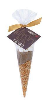 Caramel Popcorn Cone www.lambertpaint.com