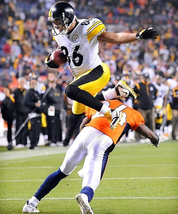 Hines Ward - Born in Seoul, South Korea, to a Korean mother and an African-American serviceman father, Ward moved to Georgia at the age of 1.  He played for the Pittsburgh Steelers for fourteen seasons after being drafted in the third round of the 1998 NFL Draft, becoming the teams all-time leader in receptions, receiving yardage and touchdown receptions. Ward was voted MVP of Super Bowl XL, and upon retirement was one of only eight NFL players to have 1,000 or more career receptions.