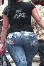 Real up skirt sra embarazada - 3 3