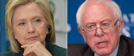 Hillary Clinton and Bernie Sanders Keep It Classy As GOP Prepares To Tear Itself Apart
