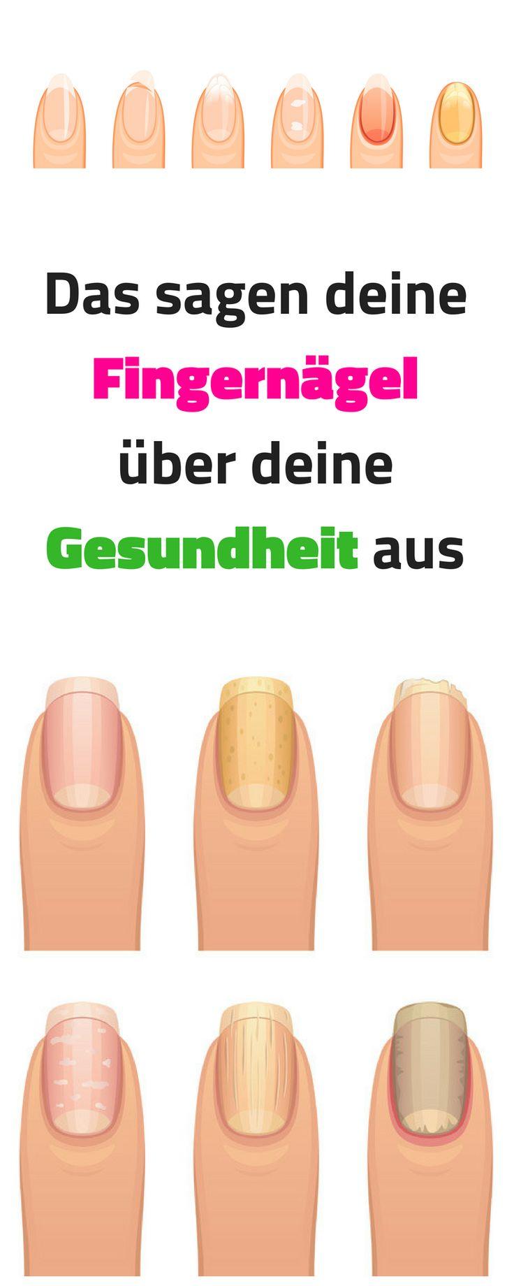 Das sagen deine Fingernägel über deine Gesundheit aus ♥ Der große Baby und Kleinkind Ratgeber ♥