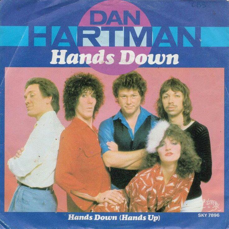 dan hartman : hands down