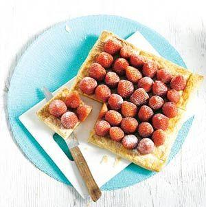 Recept - Aardbeientaart - Allerhande