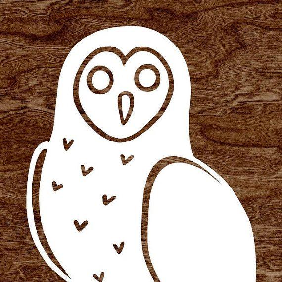 The 25+ best Owl silhouette ideas on Pinterest ...