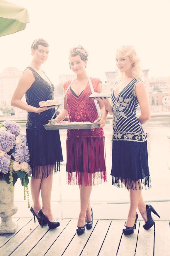 Great 30's style dresses