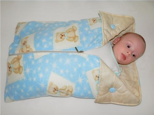 Receitas Círculo - Saco de Dormir para Bebê