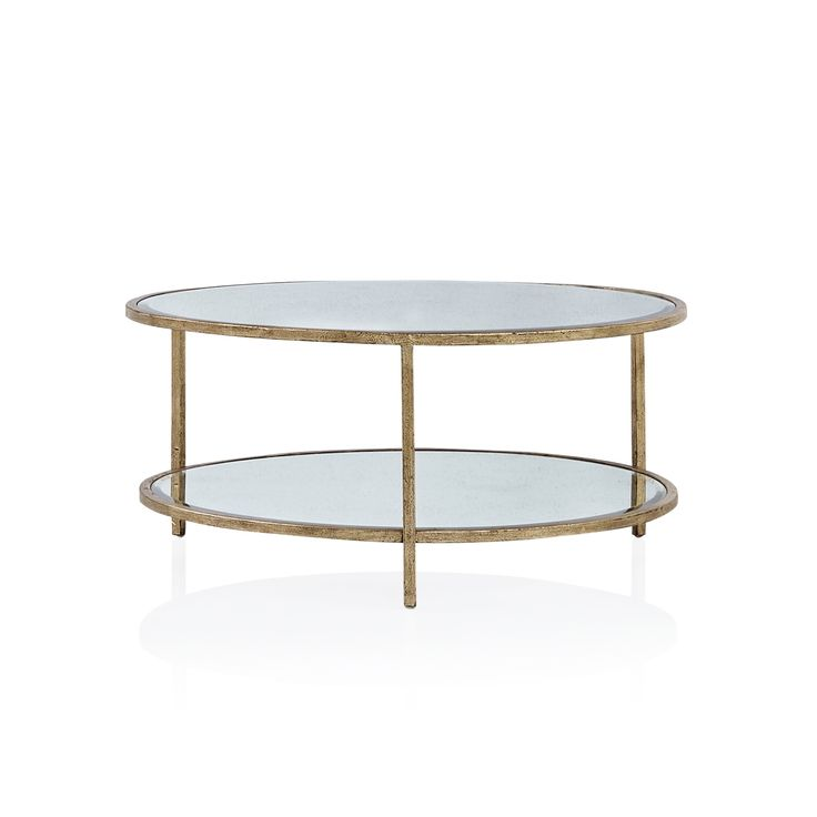 Sinclair Round Coffee Table
