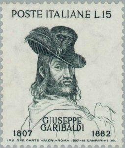 francobollo Garibaldi