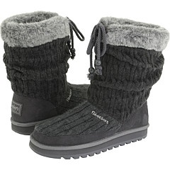 """Be honest, how stupid do these look? I need something lazy and warm to wear when I'm tired and cold and wearing sweatpants and a northface jacket. Uggs are the standard uniform, but idk if I feel like paying that much for """"fuck it's 8am and 35 degrees and I have to walk the dog whyyyy"""" boots."""