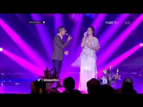Diana Ross & Lionel Richie - My Endless Love (Raisa & Marcell Siahaan Cover) - Gebyar BCA - YouTube