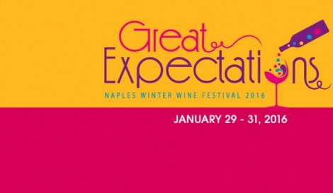 Naples festival: excellence & solidarity.  Marilisa Allegrini would love to see you at the Naples Winter Wine Festival.