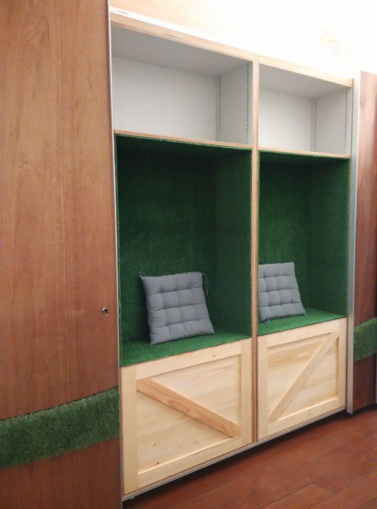 Zilingo office - sitting niche