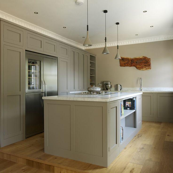 Handleless Shaker Kitchen Beckenham  Kent