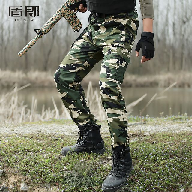Good price 2016 Army Military Tactical Cargo Pants Camouflage Trousers Pantalon Homme Sweat Pants Working TrainingHigh Quality  Mens Pants  just only $16.25 with free shipping worldwide  #pantsformen Plese click on picture to see our special price for you