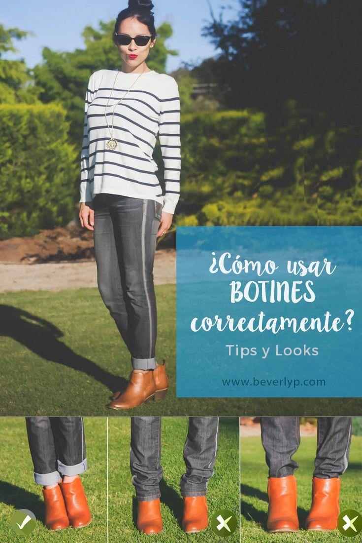 Mamá Fashion: ¿Botas o Botines? CÓMO combinar botines y botas. Clic en la foto para ver todos los tips.