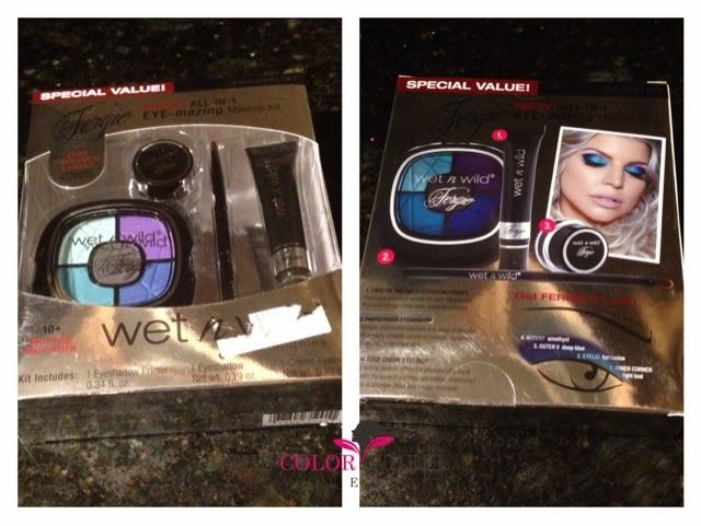 Wet N Wild Fergie Gift Set At Ross Stores | The Color Wheel Gallery