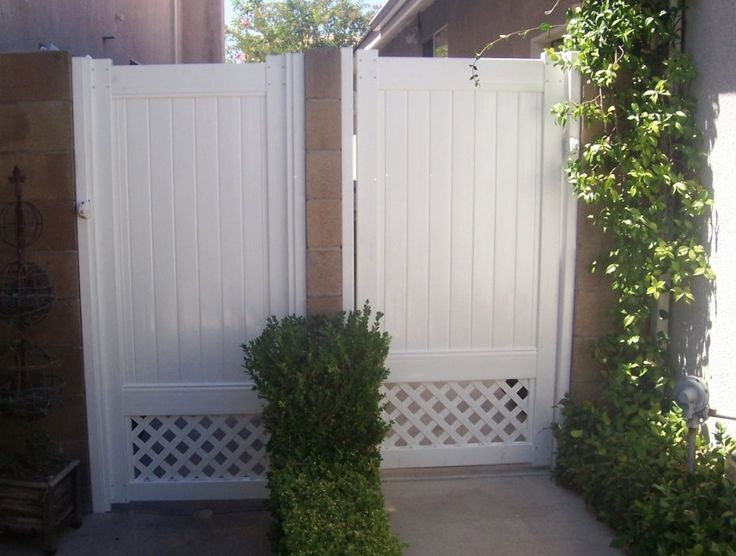 54 best gates fencing and patio covers images on pinterest