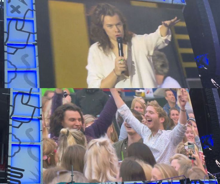 One Direction news: Harry Styles called out the guy who stole his girlfriend when he was 14 at the Oslo OTRA gig last night