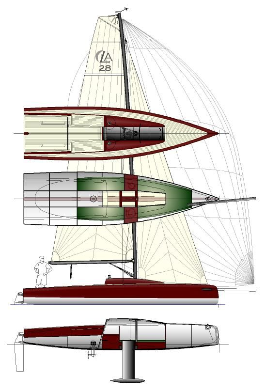 Berckemeyer Yacht Design | plans for modern and classic sailing yachts | fast boats | Pinterest ...