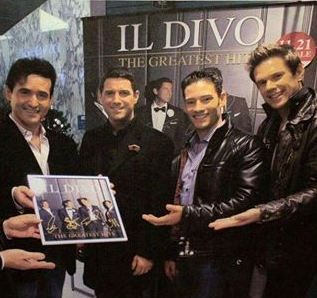 18 best il divo images on pinterest music videos sebastien izambard and music music - Il divo songs ...