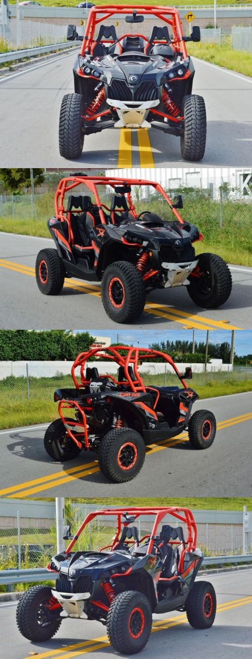 Power Sports ATVs UTVs: 2016 Atv Can Am Turbo 1000R Semi Street Legal -> BUY IT NOW ONLY: $15500 on eBay!