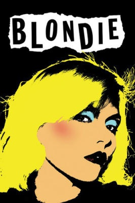 Blondie Blondie Blondie- who do you think I was named after.  Debbie you rock!