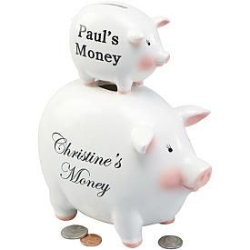 1000+ images about piggy banks on Pinterest Coins Cute