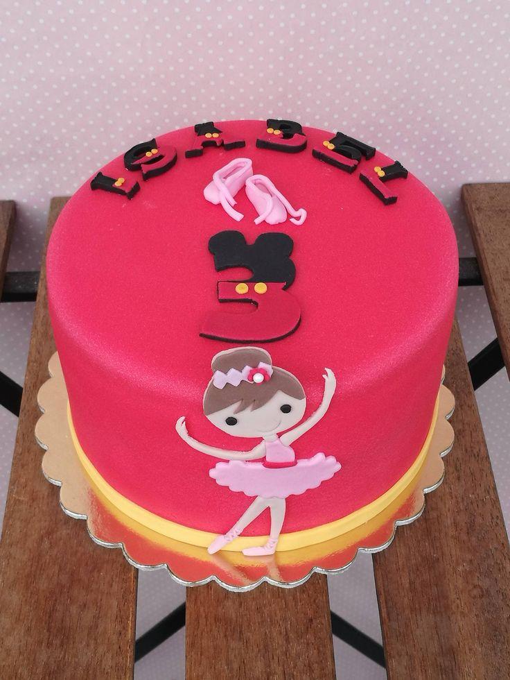 little dancer cake