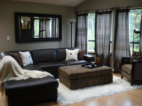 Just a little cheetah for fun, want my living room to look like this!!! - Living Room Designs - Decorating Ideas - HGTV Rate My Space