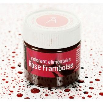 Colorant Rose Framboise - poudre