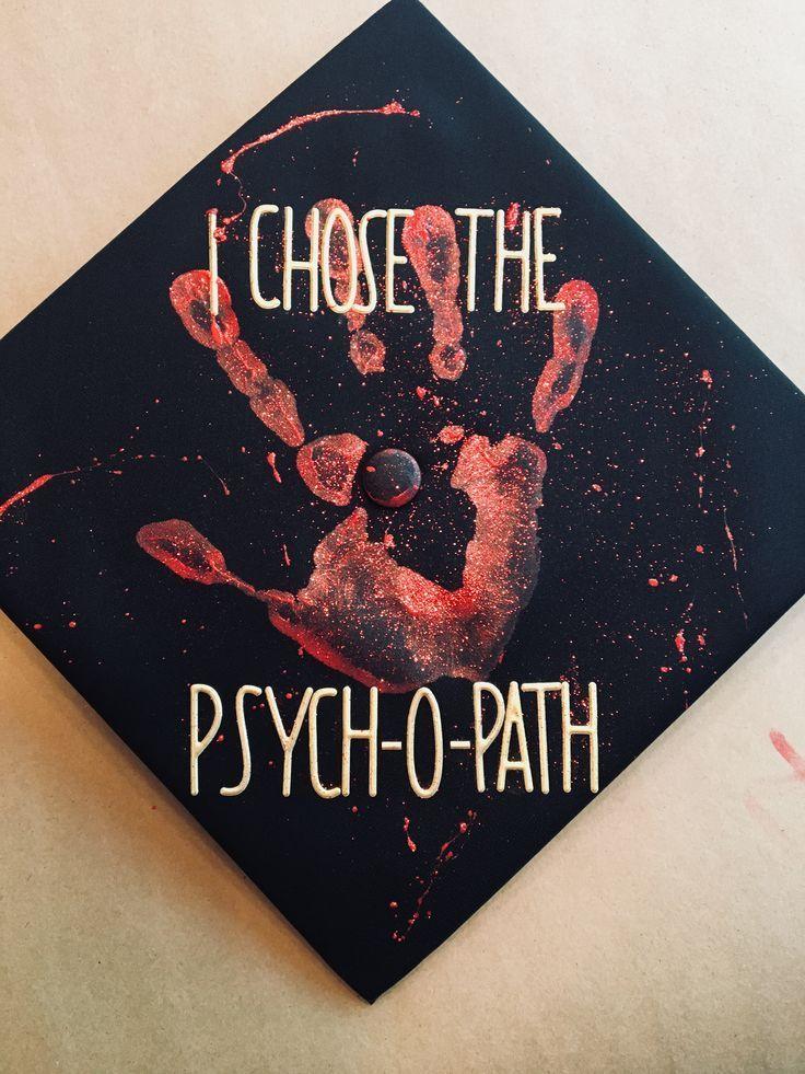Graduation cap #psychology - #graduation #psychology - #new