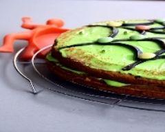 Carrot cake d'Halloween (facile, rapide) - Une recette CuisineAZ