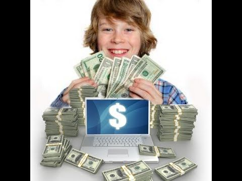 How Can Kids Make Money? Success Story Inside - YouTube