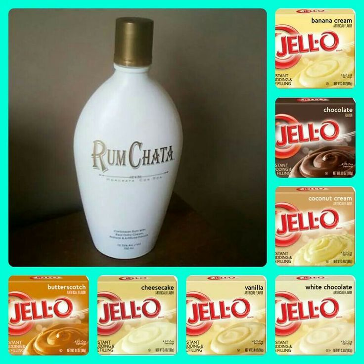 Rumchata Pudding Shots (With Images)